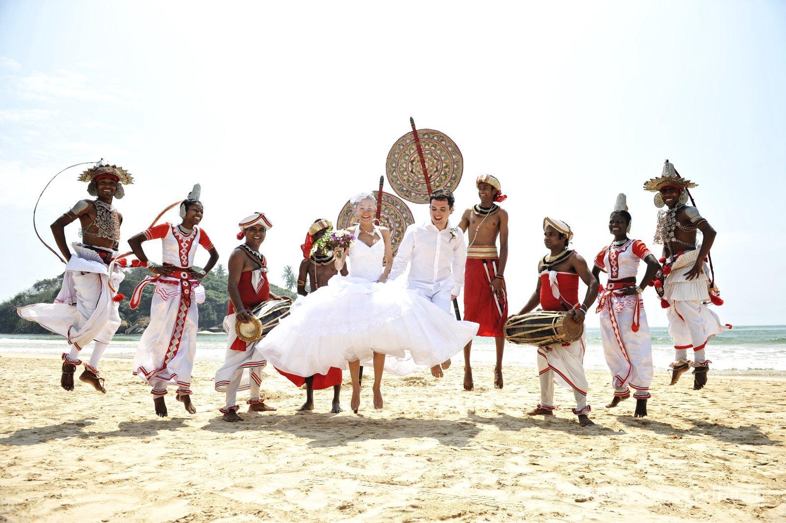 Туземцы на свадьбе поздравление